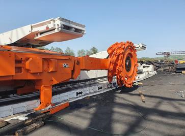 Успешно завершилась приемка мини-лавы для шахты «Алардинская», РУК