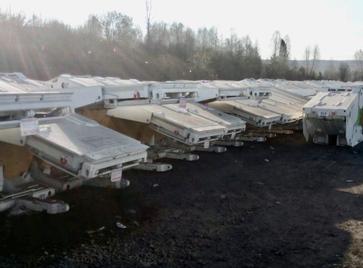 Состоялась поставка очистного механизированного комплекса на шахту «Алардинская», РУК
